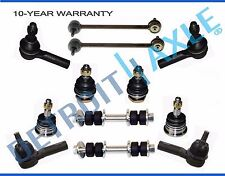 Brand New 12pc Front AND Rear Suspension Kit for 2000-2004 Nissan Xterra