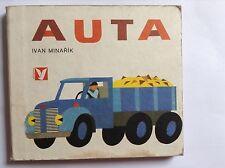 AUTA-Ivan minarek, Vintage Book 1976