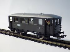 PIKO 53061, H0, Windbergaussichtswagen+Figuren DR 59234, neuw., Ep. II, OVP, MDD