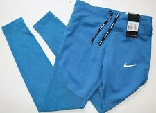 NIKE POWER EPIC LUX TIGHT FIT WOMEN RUNNING TIGHTS - BLUE 905678-457 XS / M