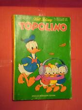 WALT DISNEY -TOPOLINO libretto- n° 937 b - originale mondadori- anni 60/70