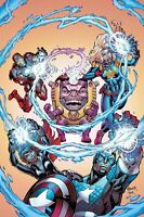 AVENGERS EDGE OF INFINITY #1 CVR A 2019 MARVEL COMICS 04/24/19 NM