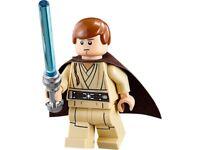 LEGO® Star Wars: Obi-Wan Kenobi Minifigure (from set 75092)