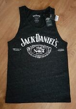 BNWT MENS BOYS Size XS JACK DANIELS @ Next VEST, summer holiday, gift