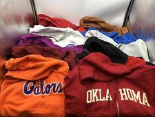 Bulk Clothing Lot: 10 Sweaters Various Vintage Cotton Size Large