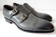 SANTONI Schuhe Herrenschuhe Businessschuhe - UK 9,5 US 10,5 (43,5) - NEU/ORIG