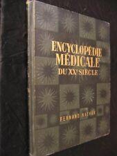 Encyclopédie médicale du XXe siècle  EXEMPLAIRE de DEMONSTRATION - REPRESENTANT