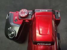 Nikon B500 Nikon Coolpix Red 16 MP Camera - VERY GOOD CONDITION