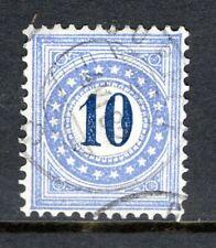 Switzerland - 1878 Postage Due -  Mi. 5 II K VFU