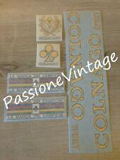 COLNAGO Sport kit decalcomanie/adesivi/stickers