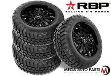 4 x New RBP Repulsor M/T RX 285/65R18 125/122Q M/T All Terrain Tires
