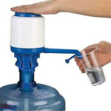 5 Gallon Bottled Drinking Water Hand Press Manual Pump For Dispenser New