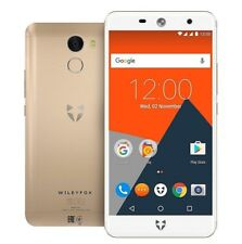 Wileyfox Swift 2 - 16GB - Gold (Unlocked) Smartphone (Dual SIM)