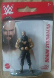 WWE: Wrestling, Micro Collection, Braun Strowman