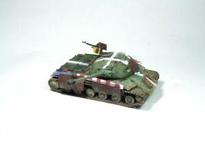 Built 1:72 IS-3 heavy tank