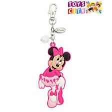 Authentic Disney Minnie Mouse Bag Charms Set for Bag Backpack