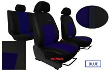 Alicante + Eco-Leather Tailored Set Seat Covers for HONDA CRV Mk2 2002 - 2006