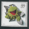 Scott  #3944-a... 37 Cent...Kermit The Frog...3 Stamps