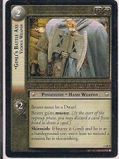 Lord of the Rings CCG - Shadows - Gimli's Battle Axe Vicious Weapon #9
