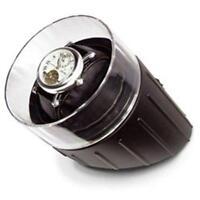 Time Tutelary KA001 UK Mains Powered Automatic Wrist Watch Winder - Black - New