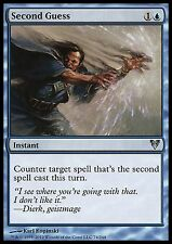 Second Guess X4 EX/NM Avacyn Restored MTG Magic Cards Blue Uncommon
