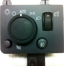 06-10 GM Hummer H3 H3T Ac Delco Headlamp control switch without onstar 15101465