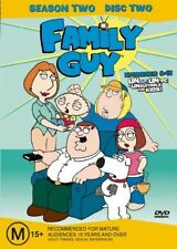 Family Guy : Season 2 : Disc 2 (DVD, 2005)