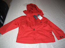 BOYS/GIRLS POLO RALPH LAUREN JACKET RED SIZE 2T NWT  MSRP $85