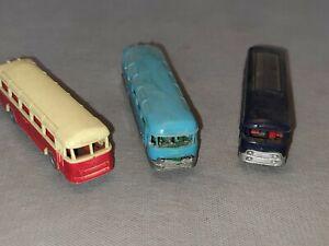 LOT 3 BUS CARS CHAUSSON JOUEF HO ET CLE