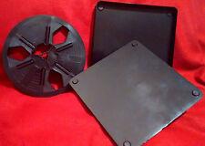 TUSCAN 400 ft Super 8mm Self -Threading Reel & Archival Case