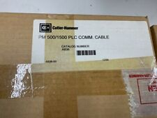 CUTLER HAMMER PM 500/1500 AB36 PLC COMMUNICATION CABLE   W493