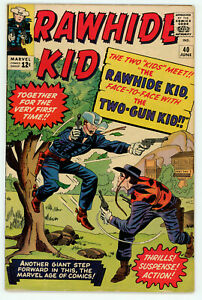 RAWHIDE KID #40 (Marvel 1964) VG condition NO RES