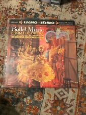 Classic Records - Fistoulari - Ballet Muic From Opera Lp Lsc-2300 Rca Sealed