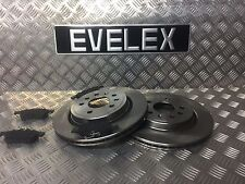 FRONT Brake Discs and Pads SAAB 93 OPEL VAUXHALL SIGNUM VECTRA C 291mm