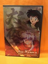 InuYasha  Special Limited Edition (DVD,  3-Disc Set)