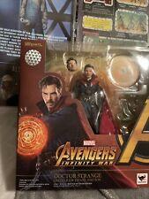 SH Figuarts Tamashi  Marvel Avangers Infinity War Doctor Strange Authentic