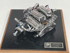 1/12 LeMans Miniatures Gold Line 2005 Audi R8 Engine 3.6 L V8 FSI Biturbo JI66