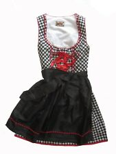 Stockerpoint Dirndl Fanny schwarz 32 34 36 38 40 Tracht Kleid Wiesn Mini kurz