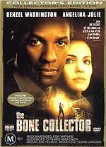 The Bone Collector (Collector's Edition) * NEW DVD * Denzel Washington