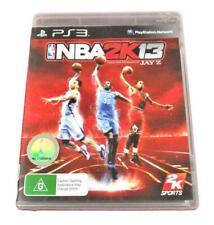 NBA 2K13 Sony PS3