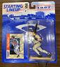 PAUL MOLITOR Minnesota Twins Starting Lineup MLB SLU 1997 Action Figure & Card
