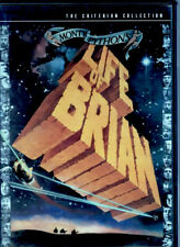 Monty Python' s Life of Brian Criterion Collection Dvd Cult Classic Comedy Film
