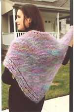 Sarah Punderson Plymouth Yarn 1294 Boku Circle Shrug Sweater Knitting Pattern