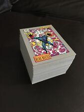 129 DC Comics Series 1 Trading Cards 1991 Impel Plus Hologram Card