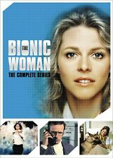 The Bionic Woman The Complete Series Dvd Lindsay Wagner New