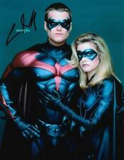 CHRIS ODONNELL ALICIA SILVERSTONE REPRINT PHOTO 8X10 SIGNED AUTOGRAPHED PICTURE