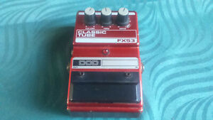 DOD FX53 Classic Tube Overdrive Effect Pedal -->Vintage classic<--