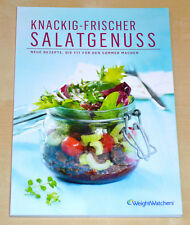 Weight Watchers Insalata Libro cucina delizia croccante insalata fresca