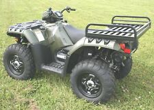 Great Day Mighty-Lite Rear Rack - Polaris ATV, Black, 41x26x7in, MLRR60P