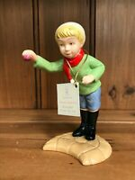 Royal Doulton Christopher Robin Figure / Figurine Winnie The Pooh New Old Stock